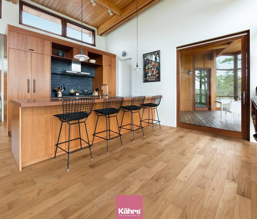 parquet compatible plancher chauffant kahrs spirit vente de produits cologiques pour. Black Bedroom Furniture Sets. Home Design Ideas